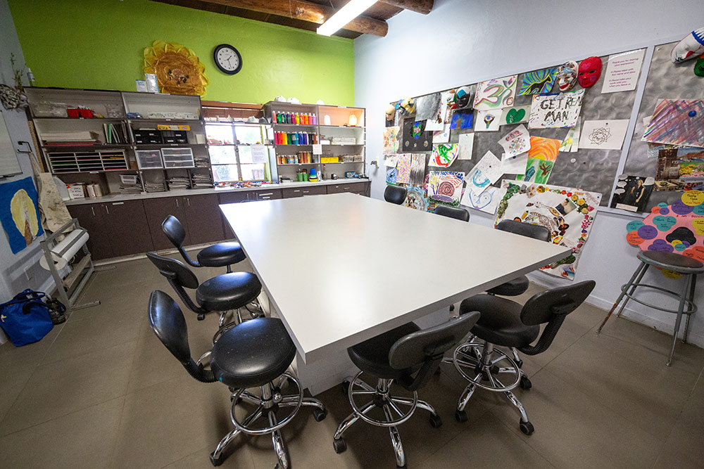 Art Room at The Meadows