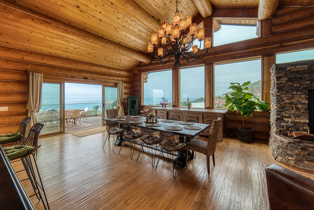 Broad Beach Recovery Center dining area