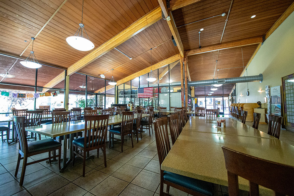 Cafeteria at The Meadows