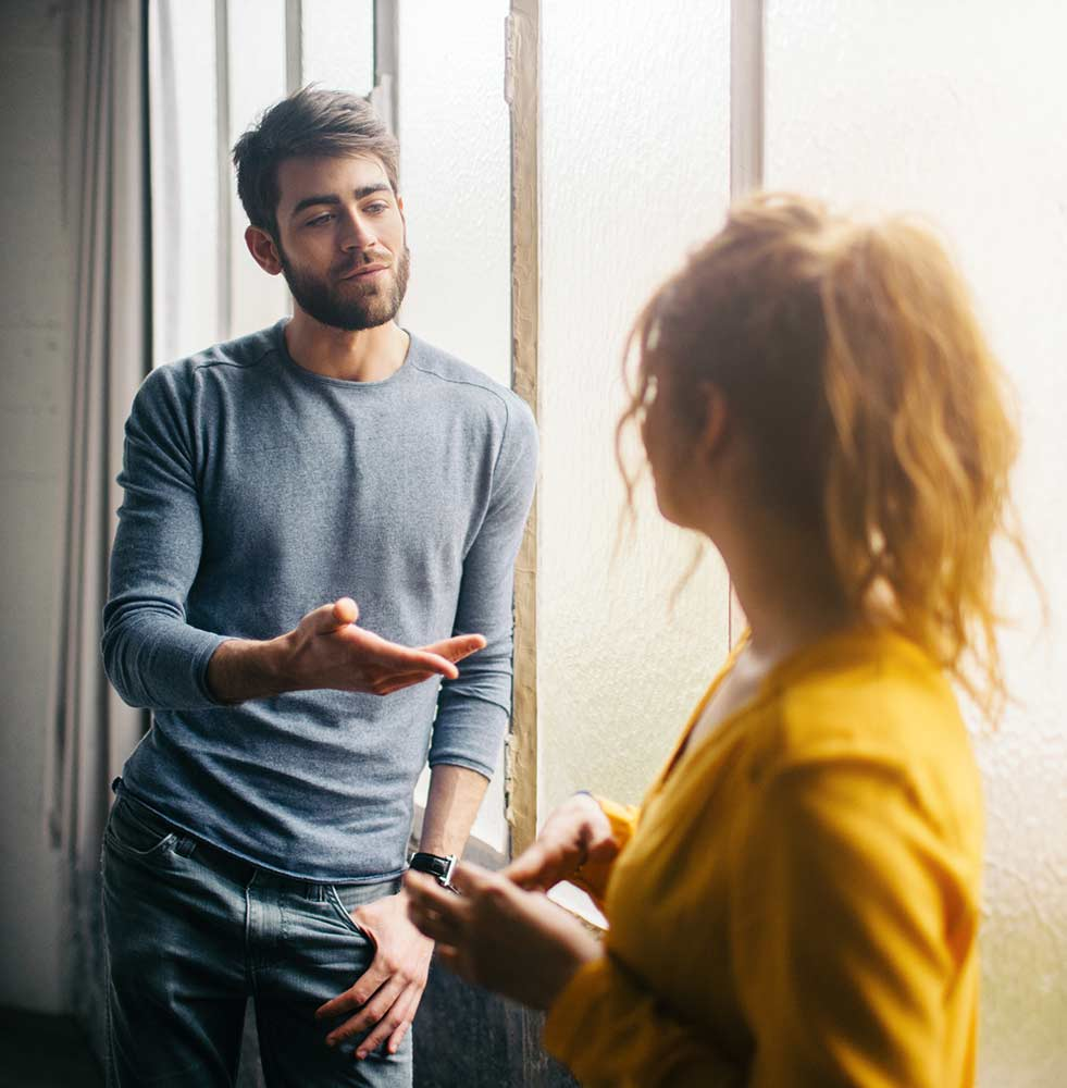 Codependency and control issues