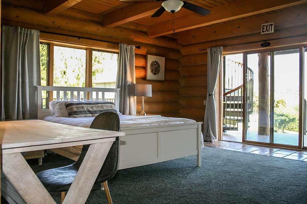 The Meadows Malibu bedroom