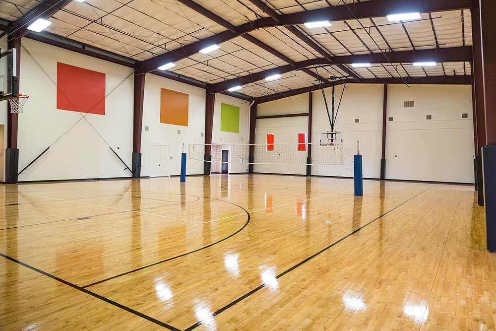Meadows Texas gym