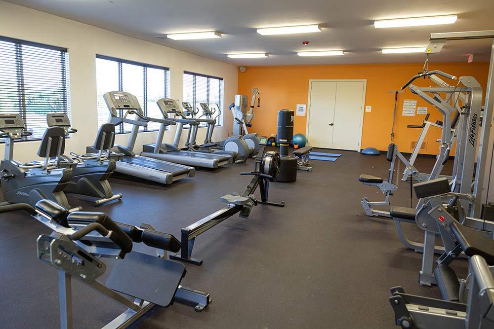 The Meadows Texas gym
