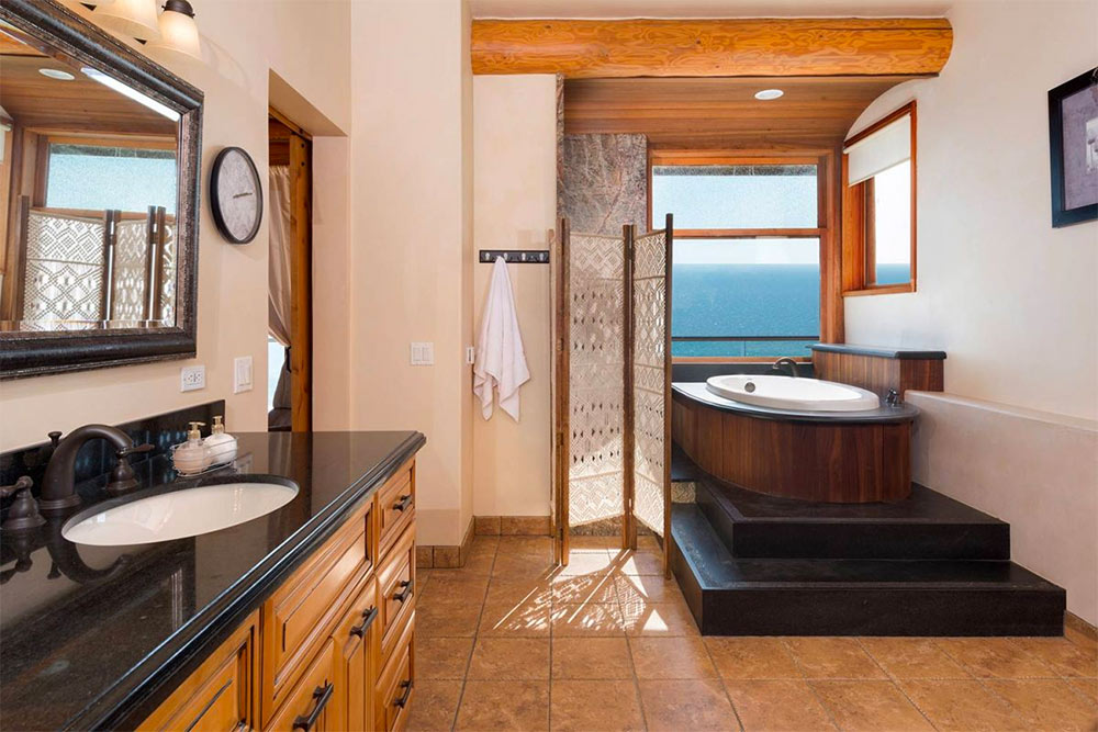 The Meadows Malibu - Master Bath