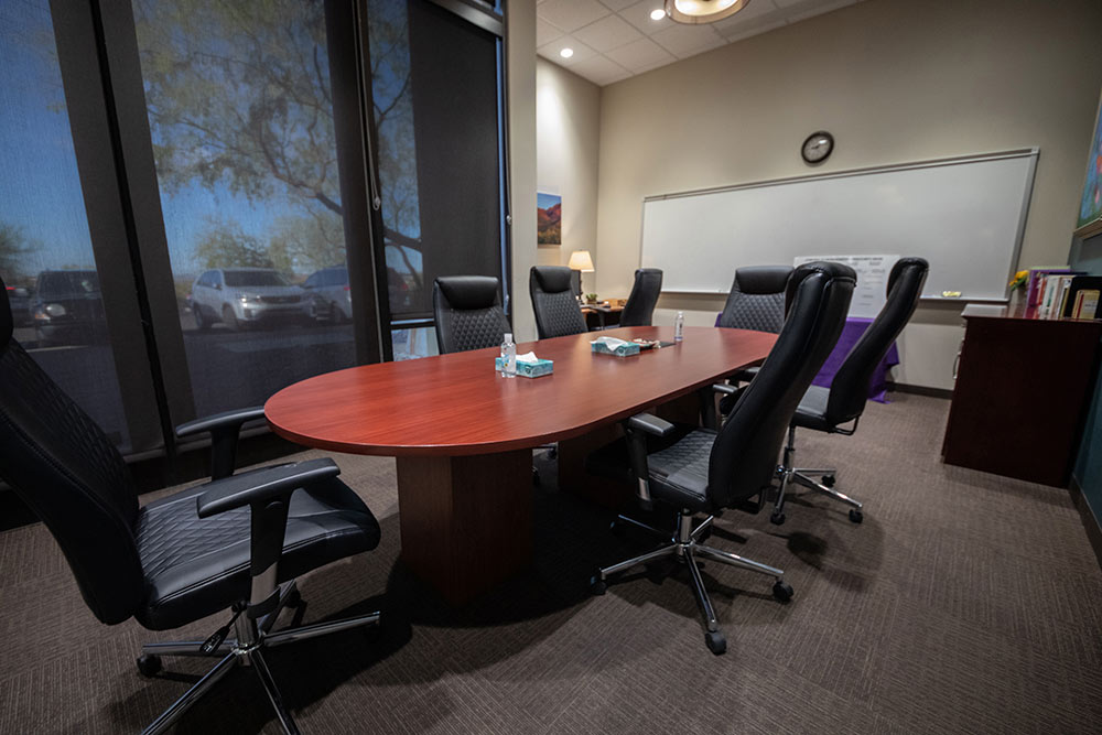 Meadows Scottsdale IOP conference room