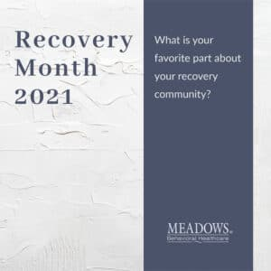 Recovery Month Instagram